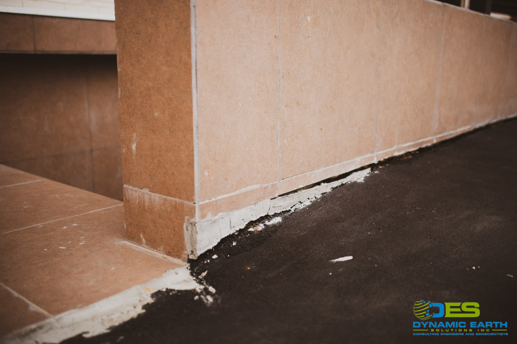 Basement repair -bracing-in-regina-engineering-foundations